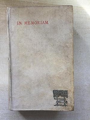 IN MEMORIAM: Tennyson (Alfred Lord)]