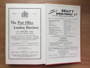 KELLY'S DIRECTORY OF NORTHAMPTONSHIRE 1940