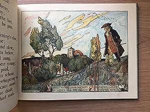 THE DESERTED VILLAGE: Goldsmith [Oliver]