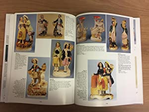 VICTORIAN STAFFORDSHIRE FIGURES 1835-1875: Book Three: Harding [A and N]