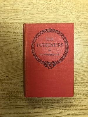 THE POTHUNTERS [Black's Boys' Library]: Wodehouse (P.G.)