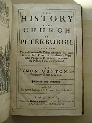 THE HISTORY OF THE CHURCH OF PETERBURGH : WHEREIN THE MOST REMARKABLE THINGS CONCERNING THAT PLACE,...
