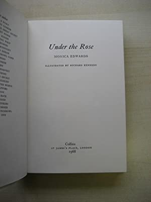 UNDER THE ROSE: Edwards (Monica)