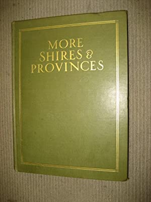 MORE SHIRE AND PROVINCES: Edwards (Lionel) -
