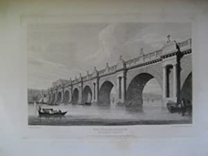 DESCRIPTION OF THE PLATES OF THE THAMES SCENERY ENGRAVED BY W.B. COOKE & G. COOKE FROM THE ...