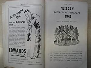 WISDEN CRICKETERS' ALMANACK FOR 1941