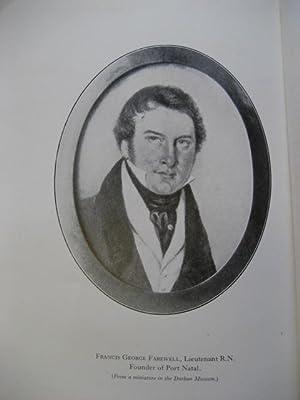 THE CRADLE DAYS OF NATAL 1497-1845: Mackeurtan (Graham)