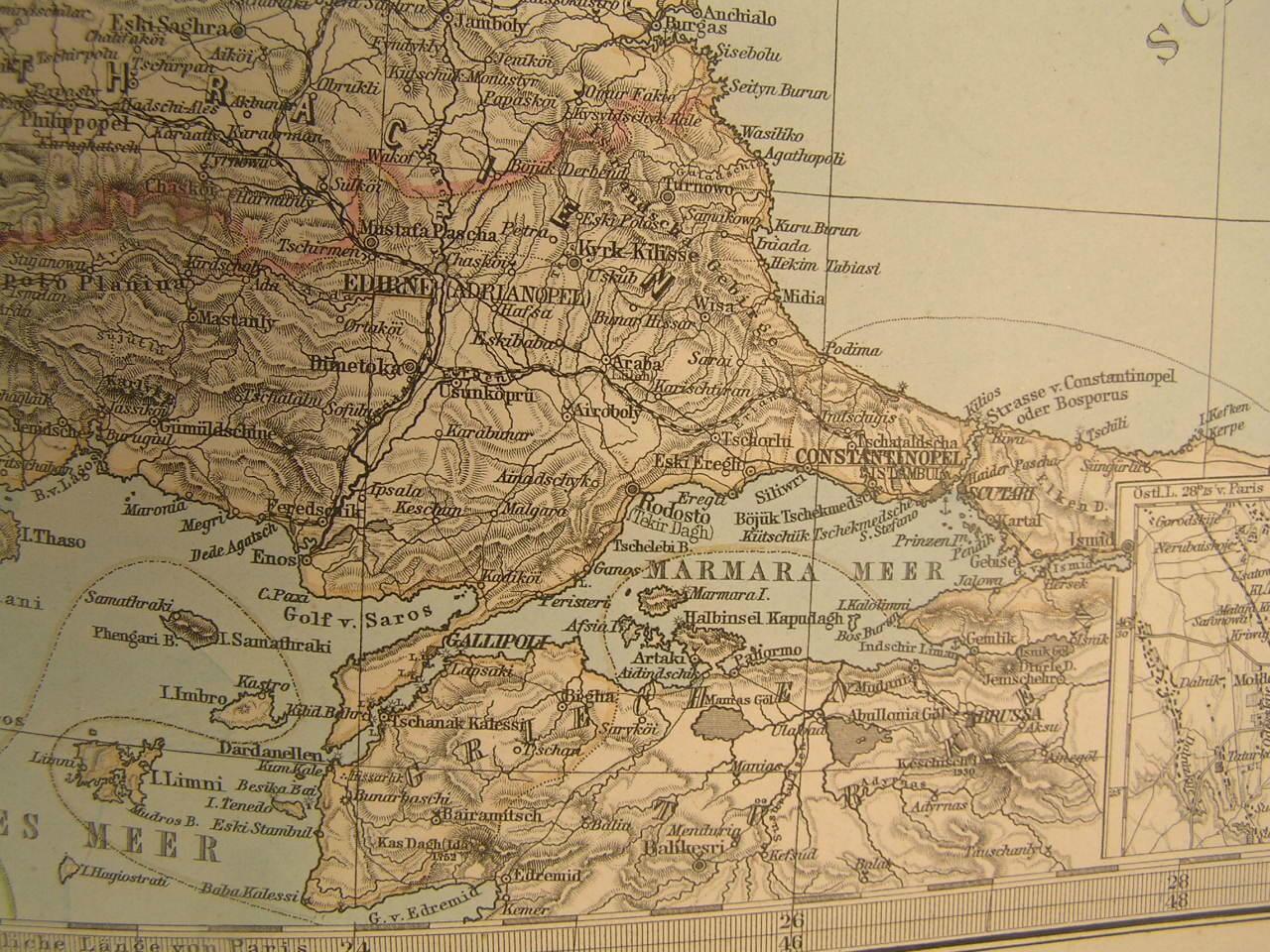 South Ural Mountains Dardanelles Bulgaria ...