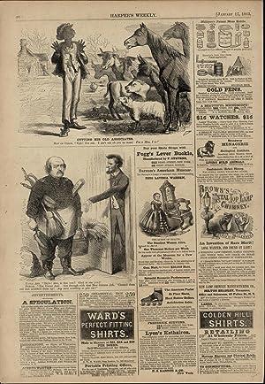 Black Slave Farm Animals Racism Abe Lincoln