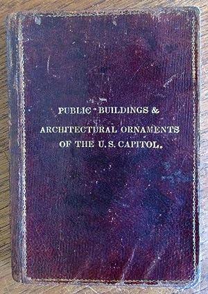 Washington D.C. 1839 guide book U.S. Capitol