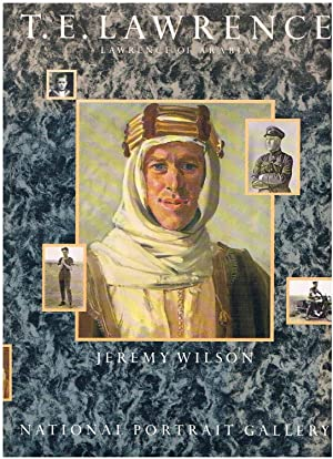 T.E.Lawrence: Lawrence Of Arabia.
