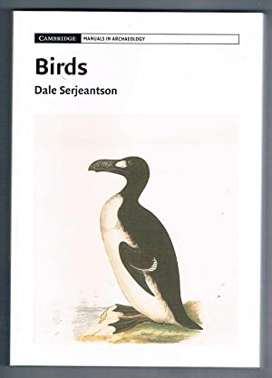 Birds (Cambridge Manuals in Archaeology)