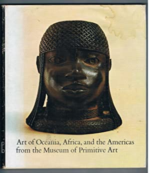Art of Oceania, Africa, and the Americas from the Museum of Primitive Art.