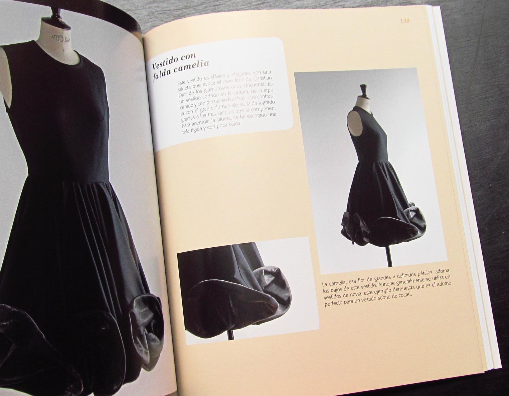 19 VARIACIONES DEL LITTLE BLACK DRESS. EL ARTE DEL PATRONAJE DE MODA ...