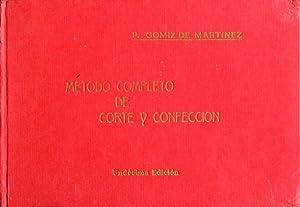 METODO COMPLETO DE CORTE Y CONFECCION: GOMIZ DE MARTINEZ, Providencia.