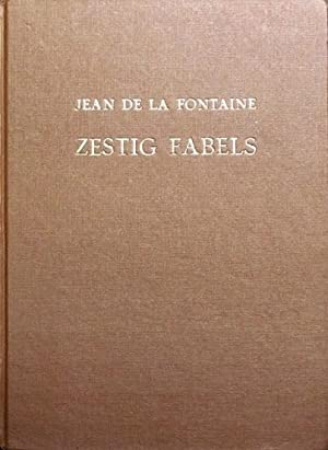 ZESTIG FABELS. 60 FABELS met oude gravures van Gustave Dore. (Text in dutch / PERFECT CONDITION)