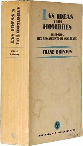 LAS IDEAS Y LOS HOMBRES. Historia del pensamiento de Occidente (1ª edición / Muy ...
