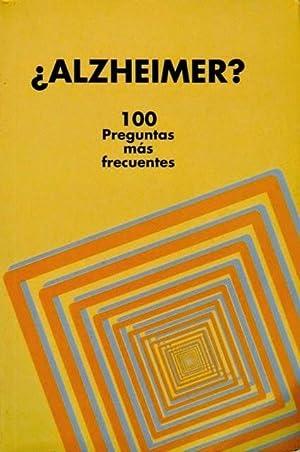 ENFERMEDAD DE ALZHEIMER. 100 preguntas mas frecuentes: Dr. AGÜERA ORTIZ, Luis Fernando - Dr. MARTIN...