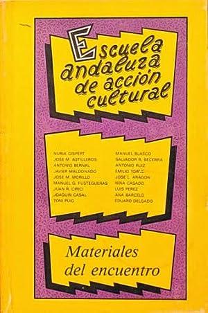 ESCUELA ANDALUZA DE ACCION CULTURAL: MATERIALES DEL: GUISPERT, Nuria. ASTILLEROS,