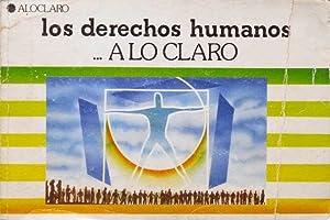 LOS DERECHOS HUMANOS A LO CLARO: GARCIA MORIYON, Felix
