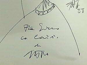 SAURA, QUINCE RETRATOS IMAGINARIOS. ( con dibujo original firmado de la mano del artista ): SAURA, ...