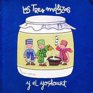 LAS TRES MELLIZAS Y EL YOGHOURT: CAPDEVILA, Roser (ilustr)