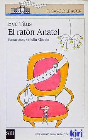 EL RATON ANATOL ( Col. El Barco de Vapor ): TITUS, Eve