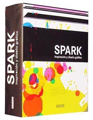 SPARK. INSPIRACION Y DISEÑO GRAFICO: ASENSIO, Paco (ed.) / LLORELLA, Anja (coord.) / DALQUIE...