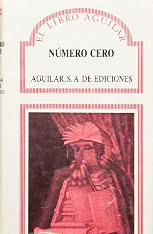 NUMERO CERO. (Col. El Libro Aguilar)