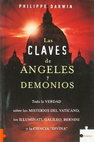 LAS CLAVES DE ANGELES Y DEMONIOS. (Perfecto: DARWIN, Philippe