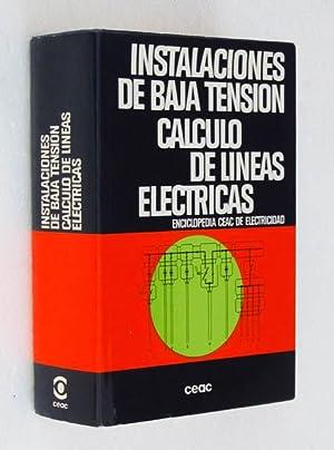 INSTALACIONES DE BAJA TENSION. CALCULO DE LINEAS: RAMIREZ VAZQUEZ, José