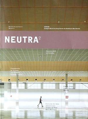 NEUTRA, revista de arquitectura, numero 2