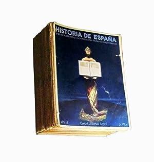 HISTORIA DE ESPAÑA Y DE LOS PUEBLOS HISPANO-AMERICANOS HASTA SU INDEPENDENCIA. / ...