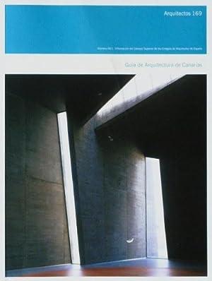 GUIA DE ARQUITECTURA DE CANARIAS. Arquitectos 169.