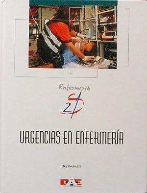 URGENCIAS EN ENFERMERIA: ROVIRA GIL, Elias