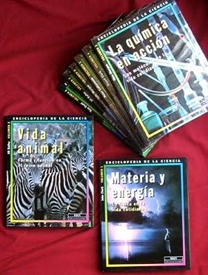 ENCICLOPEDIA DE LA CIENCIA. Completa (8 tomos)
