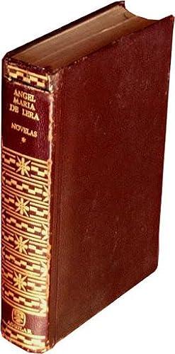 NOVELAS. Biblioteca de Autores Modernos.: DE LERA, Angel Maria.