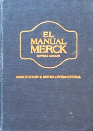EL MANUAL MERCK DE DIAGNOSTICO Y TERAPEUTICA: BERKOW, Robert (dir)