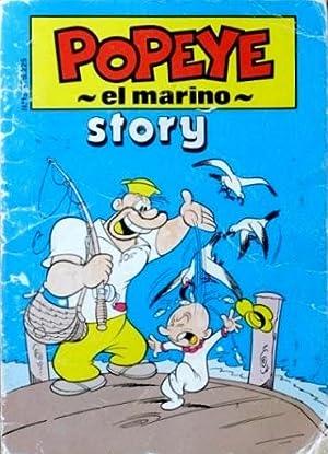 POPEYE EL MARINO. Story