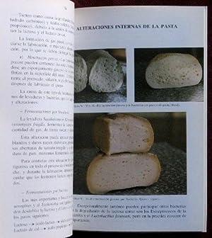 DEFECTOS Y ALTERACIONES DE LOS QUESOS (firmado por el autor): MORENO GARCIA DE LAS MESTAS, Rafael
