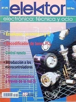 Revista ELEKTOR, electronica: tecnica y ocio. Num 179. Abril 1995