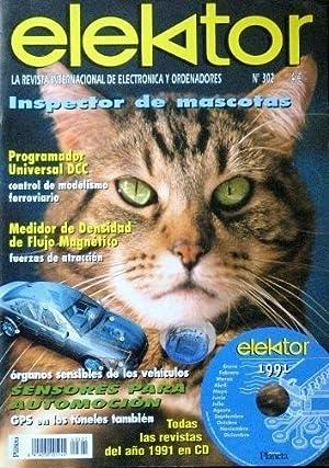 ELEKTOR, la revista internacional de electronica y ordenadores. Num 302. Julio 2005