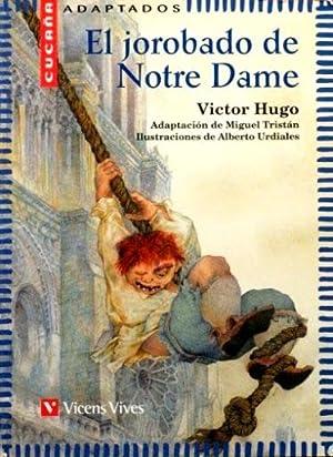 EL JOROBADO DE NOTRE DAME (adaptado / Pefecto estado): HUGO, Victor