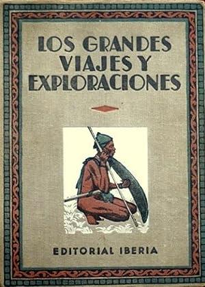 LOS GRANDES VIAJES Y EXPLORACIONES. A traves del continente negro. La India misteriosa: Rajahs, ...
