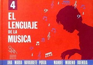 EL LENGUAJE DE LA MUSICA, 4: NAVARRETE PORTA, Ana