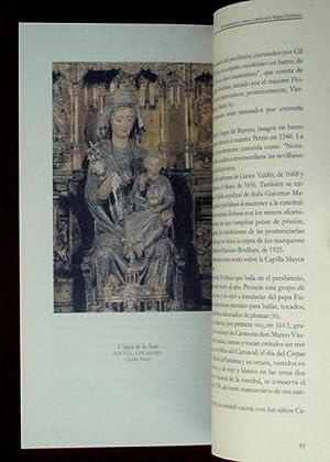 BREVE ITINERARIO POR LOS ALTARES Y CAPILLAS DE LA MAGNA HISPALENSIS (Firmado por el autor): CABRERA...