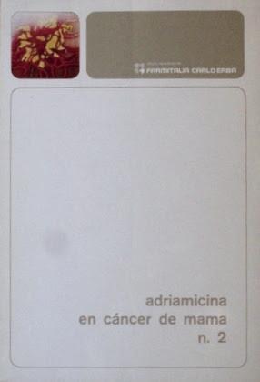 ADRIAMICINA EN CANCER DE MAMA n.2