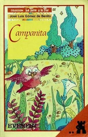 CAMPANITA (Firmado por el autor): GOMEZ DE BENITO, Jose Luis
