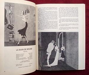 HUNGAROFILM Bulletin 1980 (5 numeros, 1 a 5) (Texte en françcais)