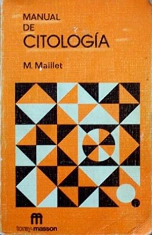 MANUAL DE CITOLOGIA: MAILLET, M.